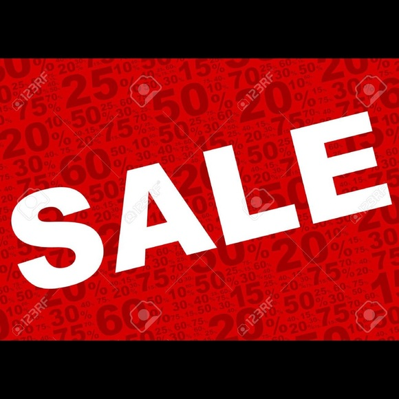 SALE!!! 5 FOR 25 or 3 FOR 20